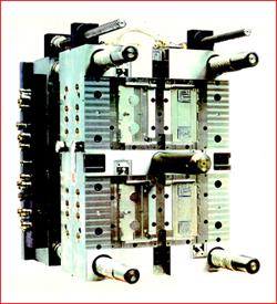 Hochpräzisionsführungen für Hauptführung und Auswerferplattenführungen